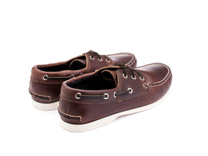 Classic Boat Shoe Brown Chromexcel