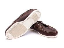 Load image into Gallery viewer, Classic Boat Shoe Brown Chromexcel