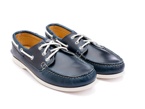 Classic Boat Shoe Navy Cavalier