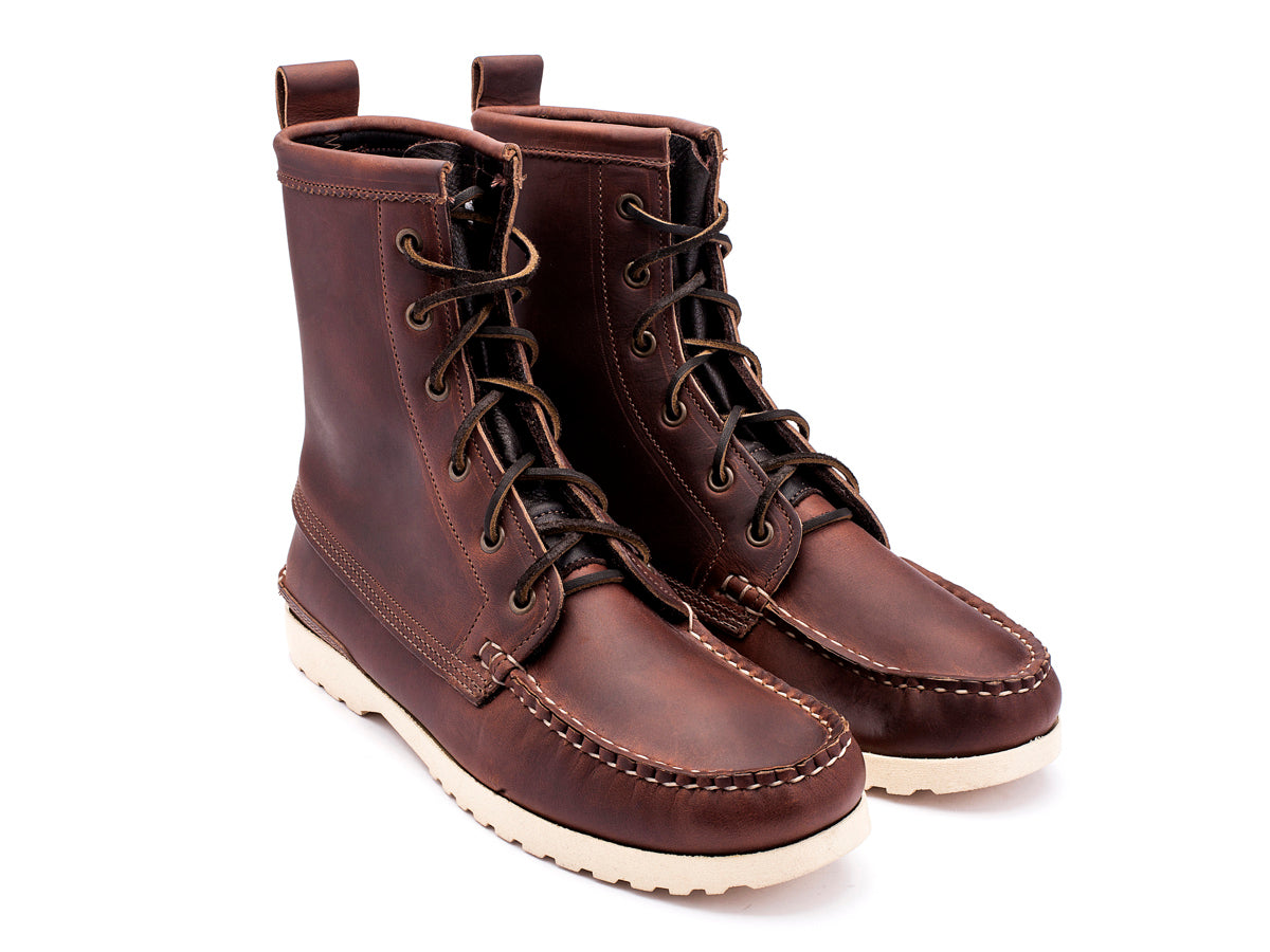 Grizzly Boot Brown Chromexcel