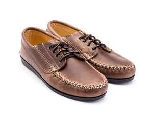Maliseet Oxford Natural Chromexcel