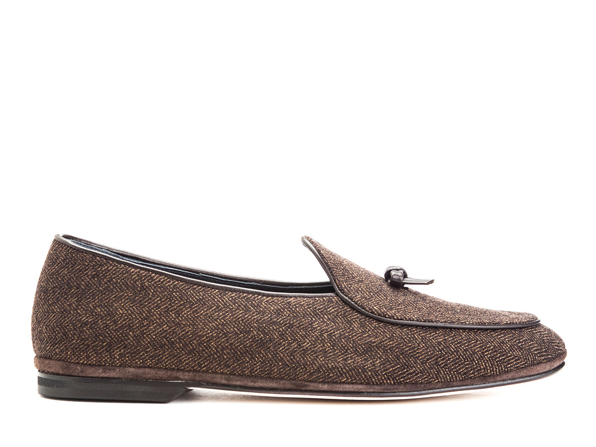 Marphy Loafer Limited Edition Brown Tweed