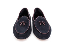 Load image into Gallery viewer, Marphy Loafer Midnight Velour