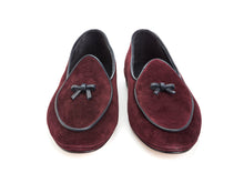 Load image into Gallery viewer, Marphy Loafer Red Velour