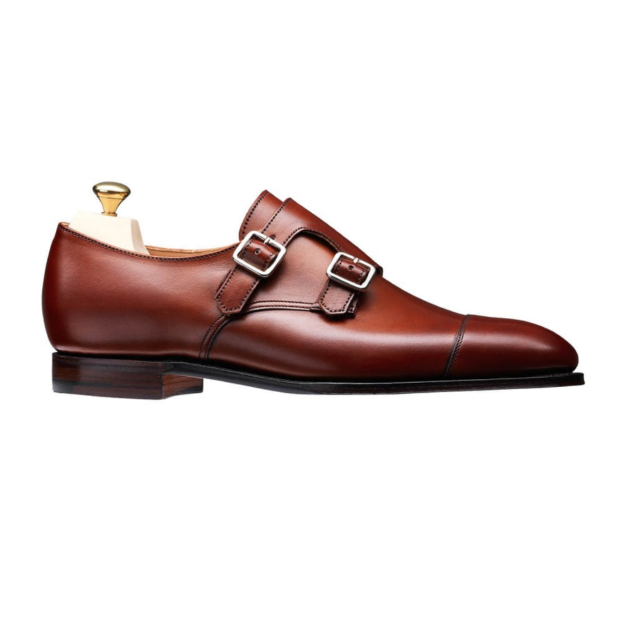 Ladies Ruby Chestnut Burnished Calf