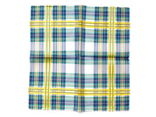 Load image into Gallery viewer, Tartan Pocket Square