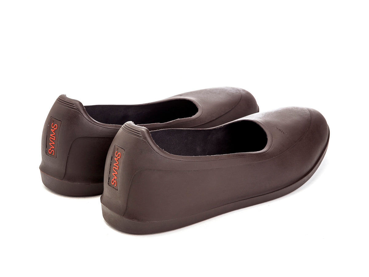 Galosh Overshoe Brown