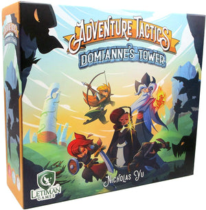Discover: Adventure Tactics - Domianne's Tower - Solo Games