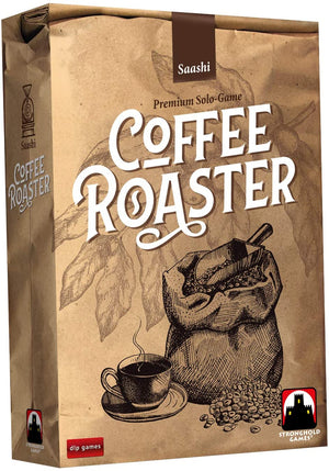 Discover: Coffee Roaster