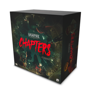 Explanation and playthrouh of Vampire: The Masquerade - Chapters