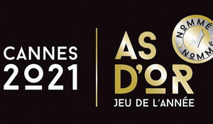 The games nominated for the Ace d'Or 2021!