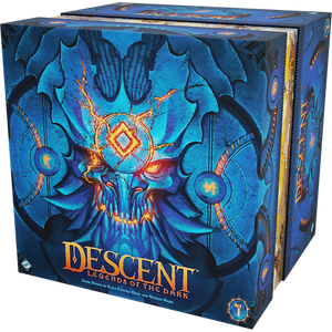 Unboxing & Discovery - Descent: Legends of the Dark