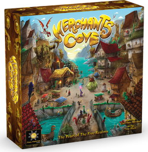 Discover: Merchants Cove - 3 player game