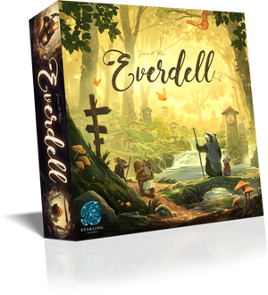 Unboxing Everdell and the Pearlbook extension