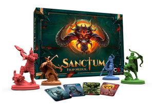 Discover the Sanctum game