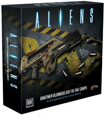 Unboxing - Aliens : Another Glorious Day In The Corp!