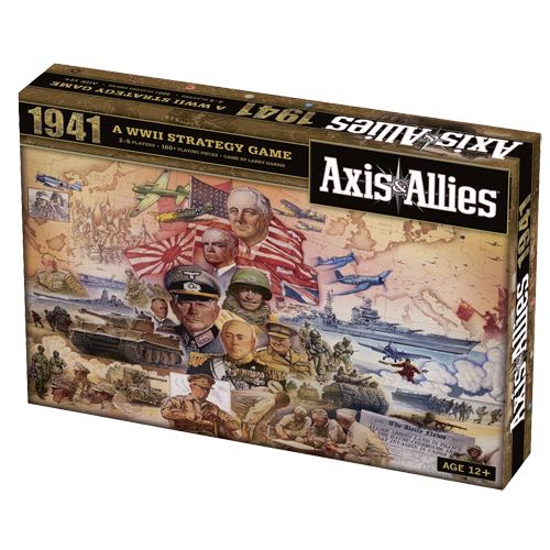Axis And Allies : 1941