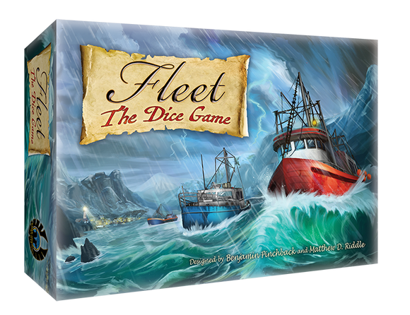 Fleet : The Dice Game