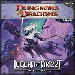 Dungeons & Dragons Board game: Legend Of Drizzt