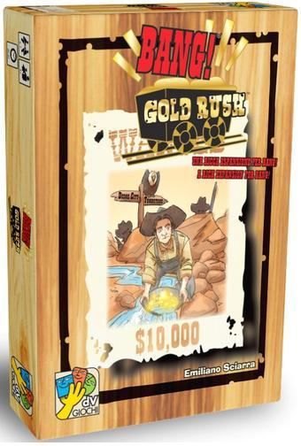 Bang! Extension : Gold Rush