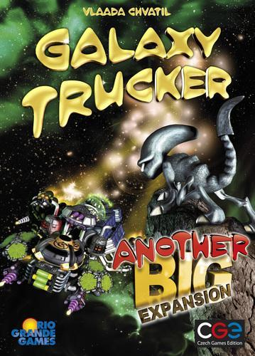 Galaxy Trucker Extension : Another Big Expansion