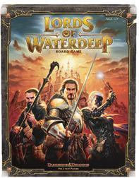 Dungeons & Dragons Board game: Lords Of Waterdeep (En)