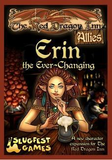Red Dragon Inn : Allies - Erin the Ever-Changing (En)