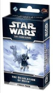 Star Wars : The card Game Extension - The Desolation Of Hoth Force Pack