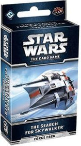 Star Wars : The card Game Extension - The Search For Skywalker Force Pack