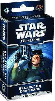 Star Wars : The card Game Extension - Assault On Echo Base Force Pack