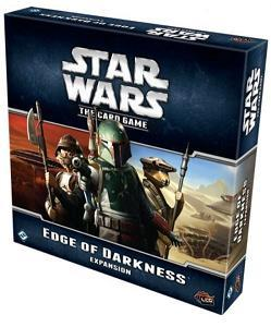 Star Wars : The card Game Extension - Edge Of Darkness (En)