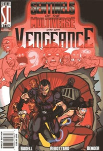 Sentinels Of The Multiverse Extension : Vengeance