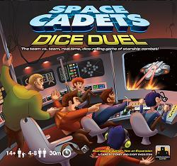 Space Cadets : Dice Duel (En)
