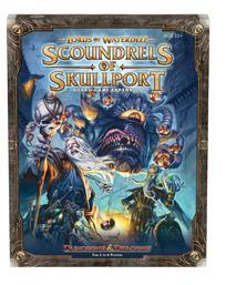 Dungeons & Dragons Board game : Lords Of Waterdeep Extension - Scoundrels Of Skullport