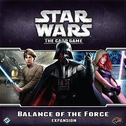 Star Wars: The card Game Extension - Balance Of The Force
