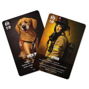 Flash Point: Fire Rescue Extension - Veteran And Rescue Dog (En)