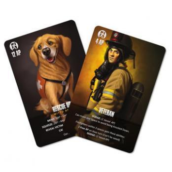 Flash Point : Fire Rescue Extension - Veteran And Rescue Dog (En)