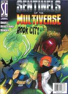 Sentinels Of The Multiverse : Rook City & Infernal
