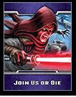 Star Wars : The card Game Extension - Join Us Or Die Force Pack