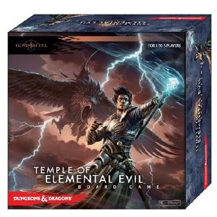 Dungeons & Dragons Board game : Temple Of Elemental Evil (En)