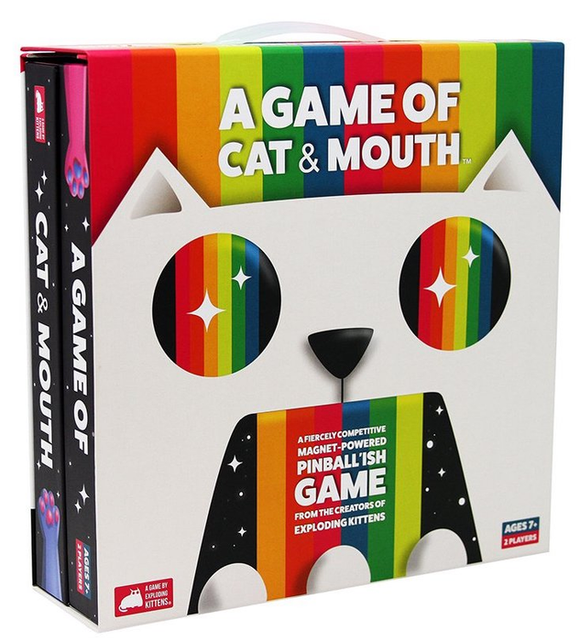 A Game of Cat & Mouth (En)