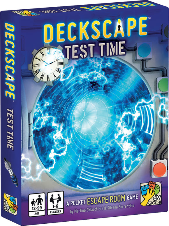 Deckscape : Test Time (En)