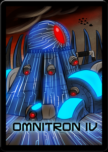 Sentinels Of The Multiverse: Omnitron-IV