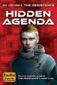 Resistance Extension: Hidden Agenda