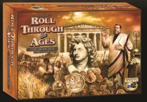 Roll Through The Ages Extension : Iron Age WIth Mediterranean