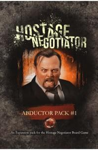 Hostage Negotiator Extension : Abductor Pack #1