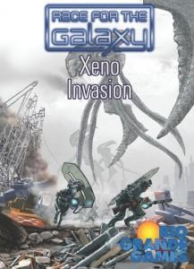 Race For The Galaxy Extension : Xeno Invasion