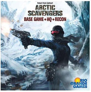 Arctic Scavengers Base Game + Recon Extension