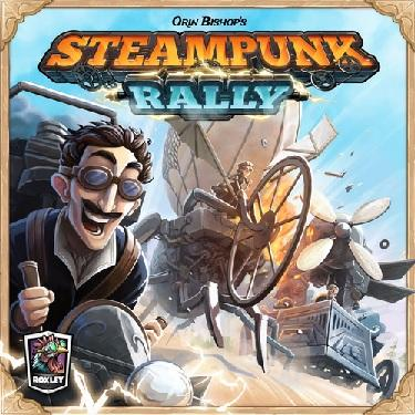 Steampunk Rally (En)