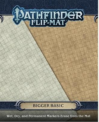 Pathfinder Flip-Mat : Bigger Basic (En)